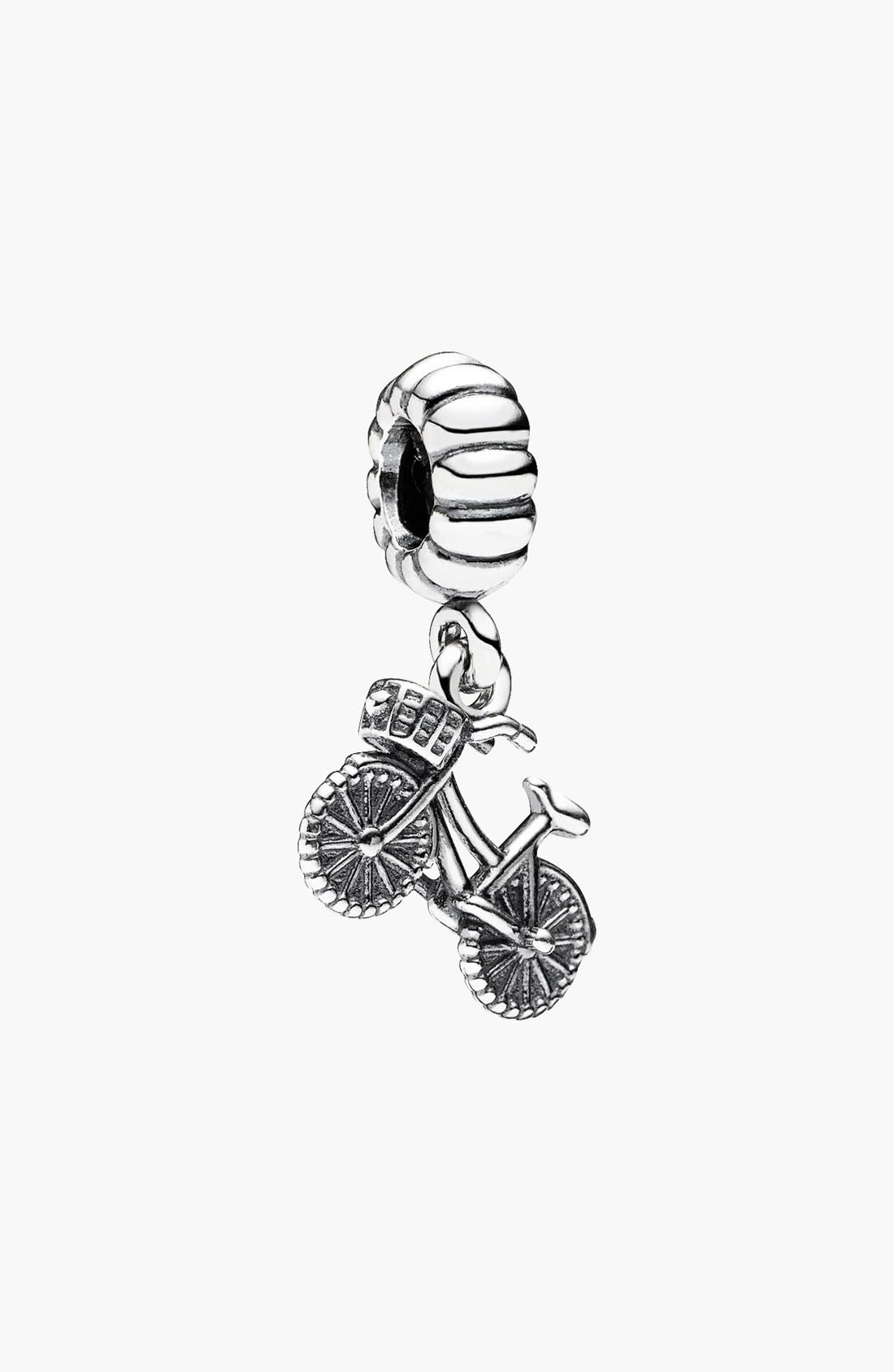 Alternate Image 1 Selected - PANDORA Bicycle Dangle Charm