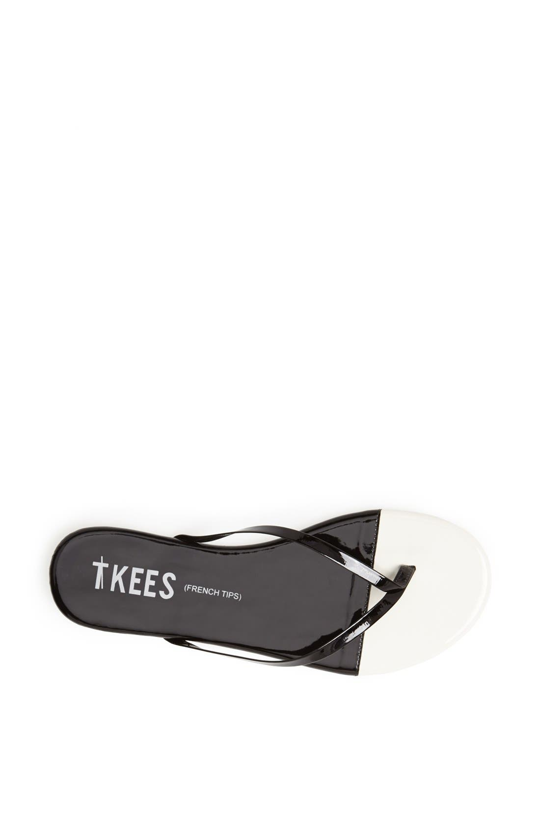 Alternate Image 3  - TKEES 'French Tips' Flip Flop