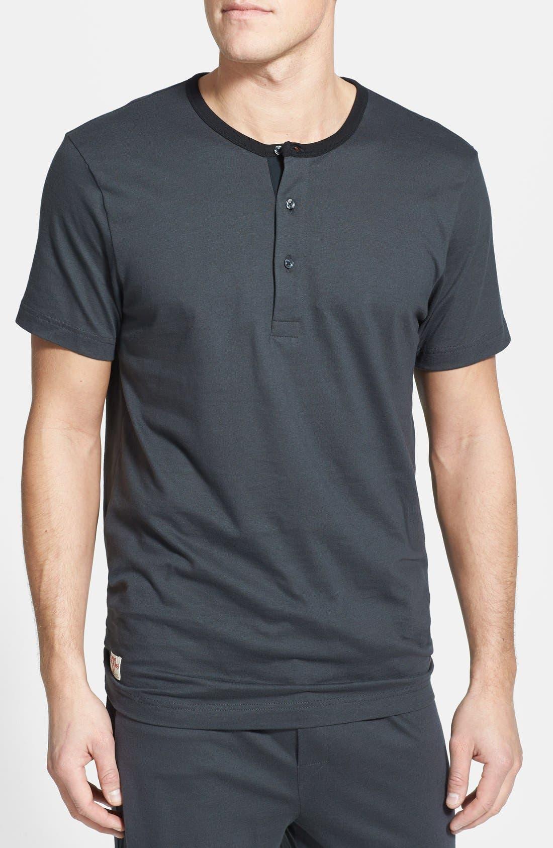 Alternate Image 1 Selected - Polo Ralph Lauren Henley T-Shirt