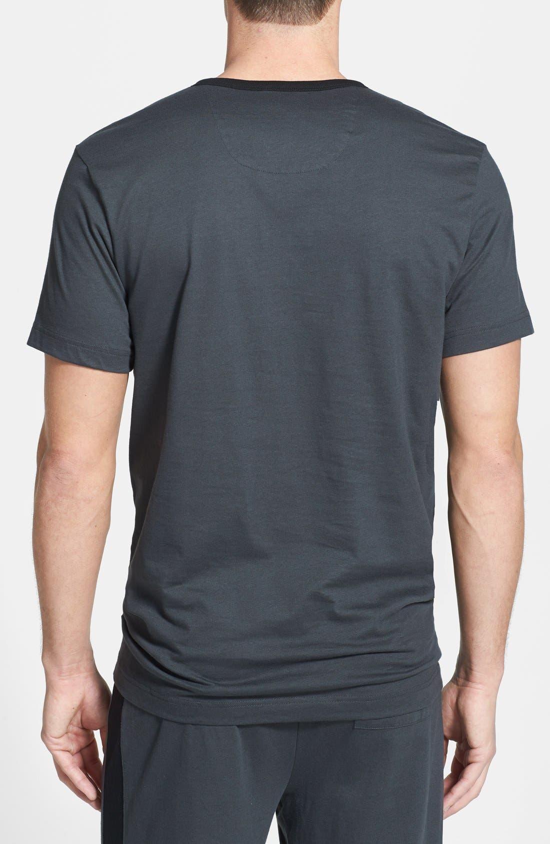 Alternate Image 2  - Polo Ralph Lauren Henley T-Shirt