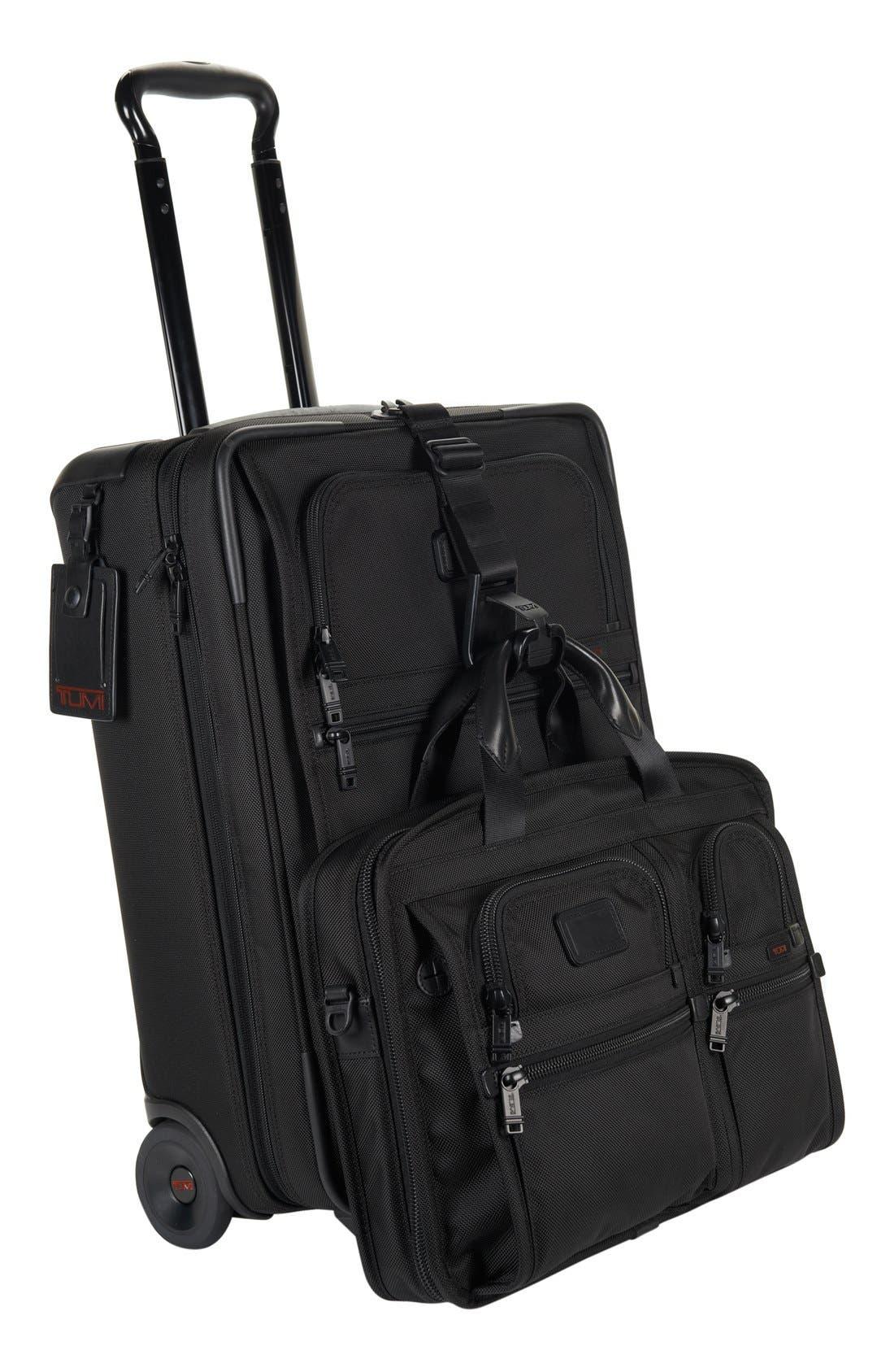Alternate Image 5  - Tumi 'Alpha 2' International Slim Carry-On (22 inch)