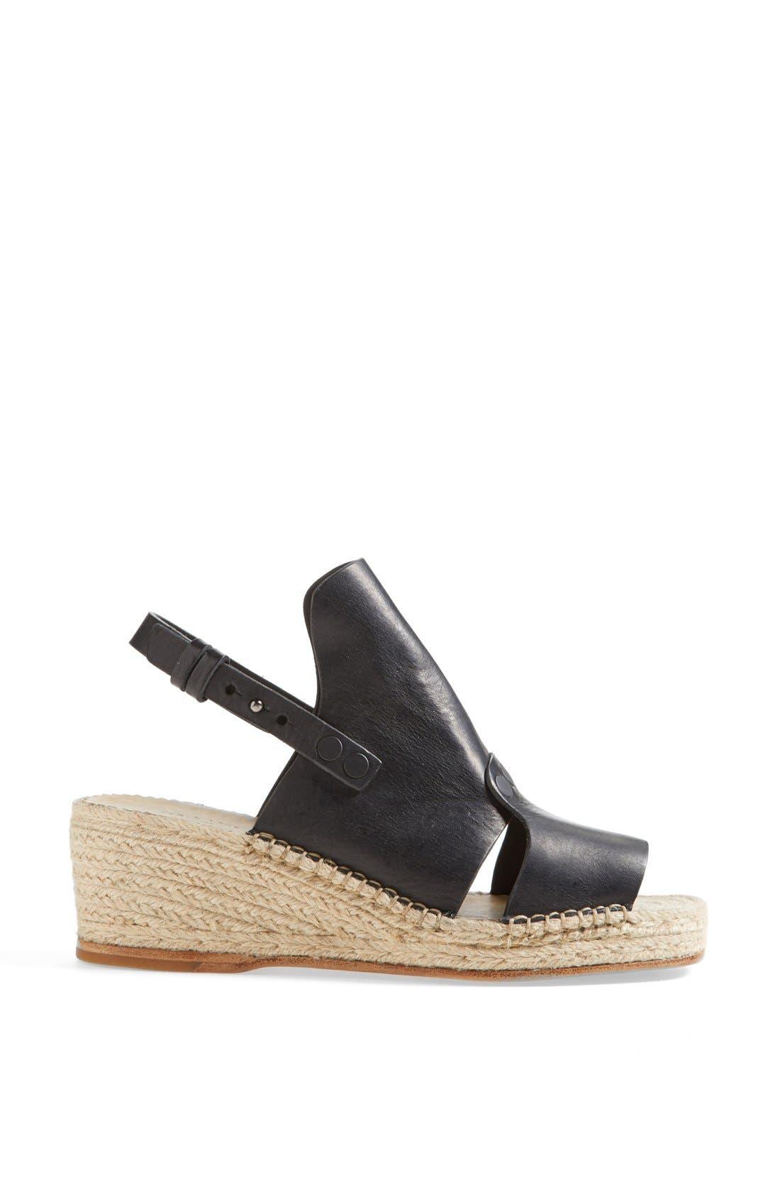Alternate Image 4  - rag & bone 'Sayre II' Espadrille Wedge Sandal