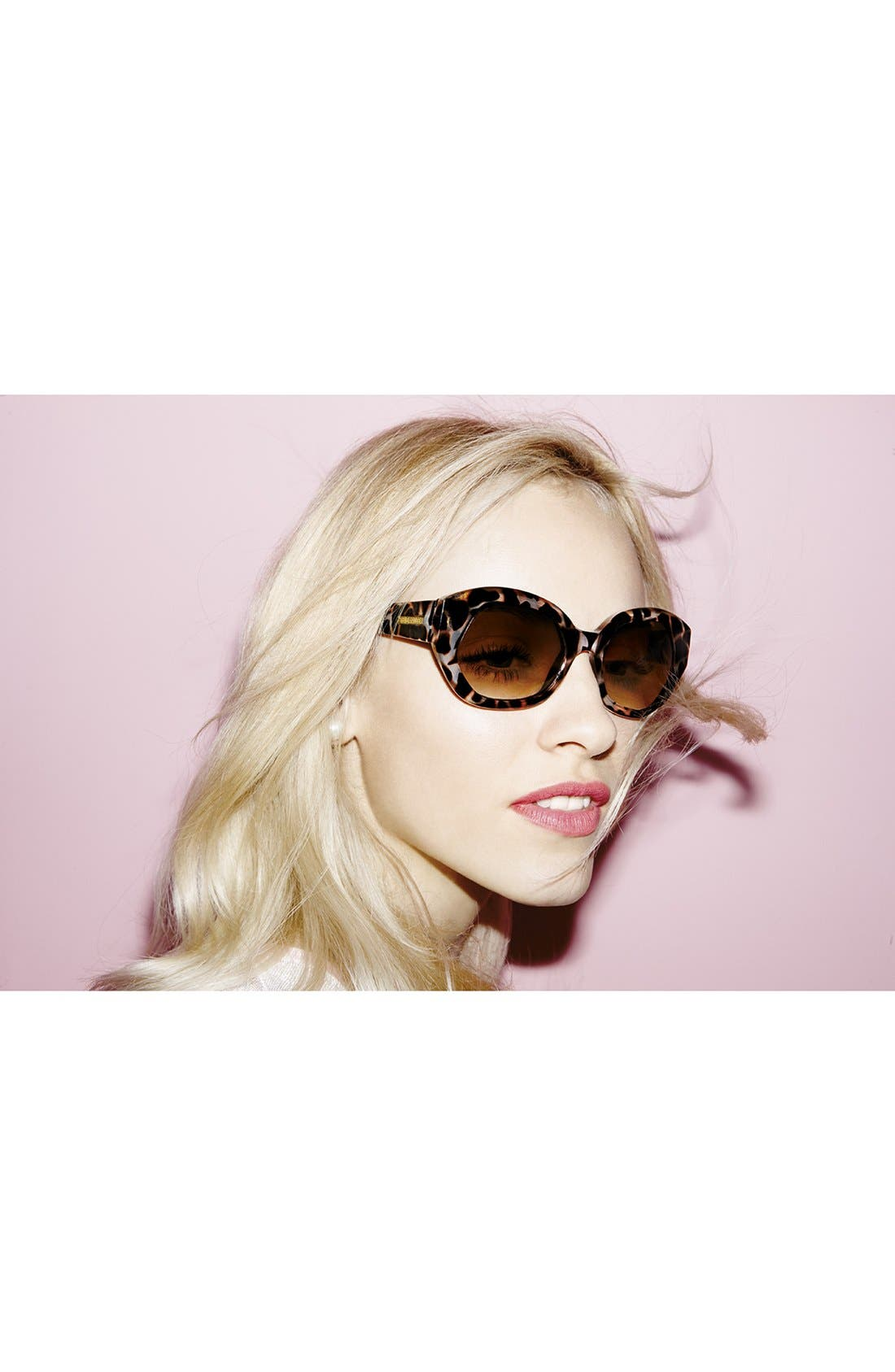 Alternate Image 2  - Steve Madden 52mm Sunglasses