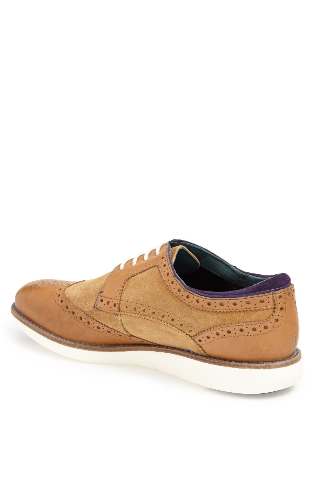 Alternate Image 2  - Ted Baker London 'Treey' Wingtip