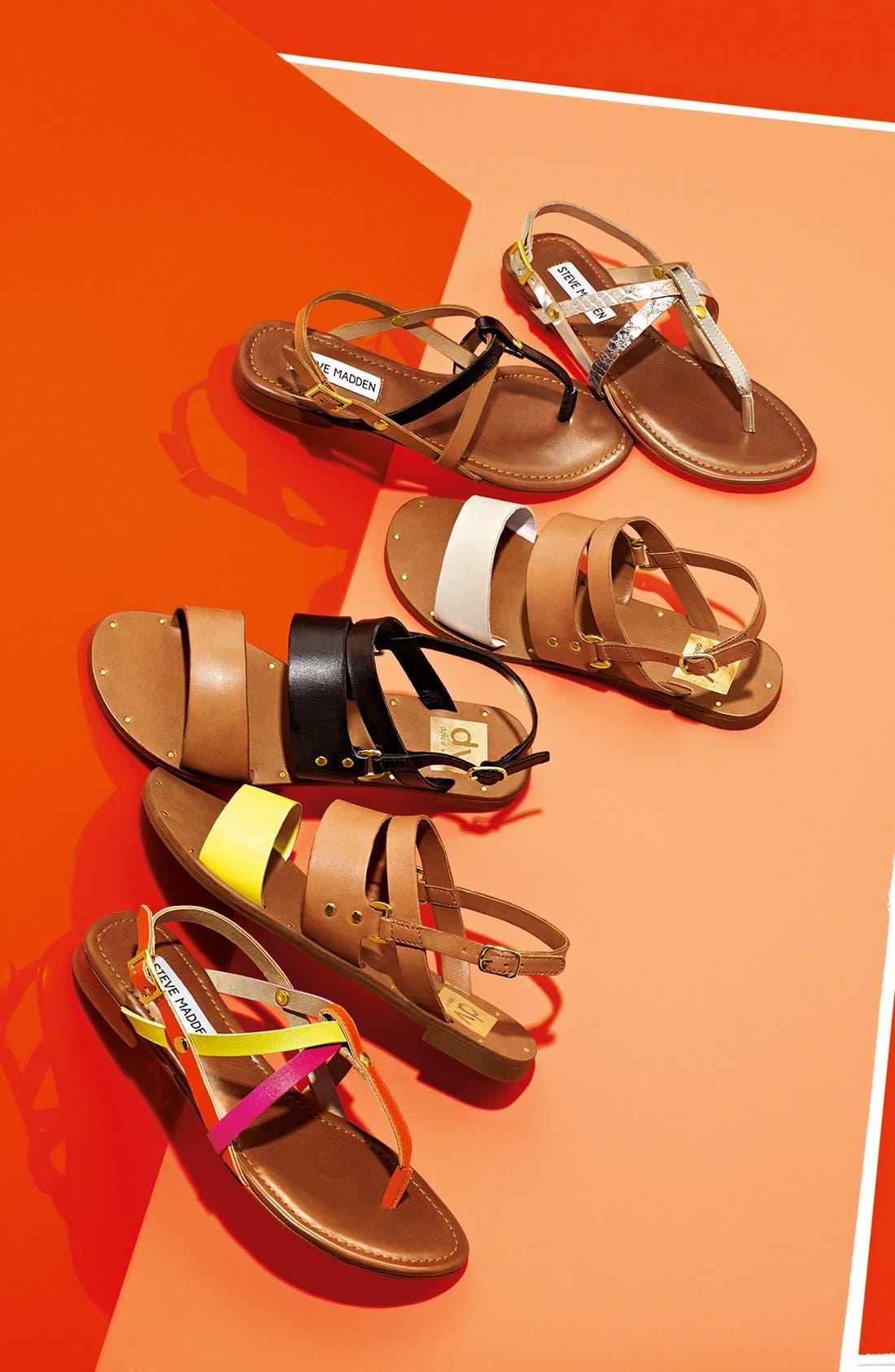 Alternate Image 5  - Steve Madden 'Kroatia' Leather Sandal