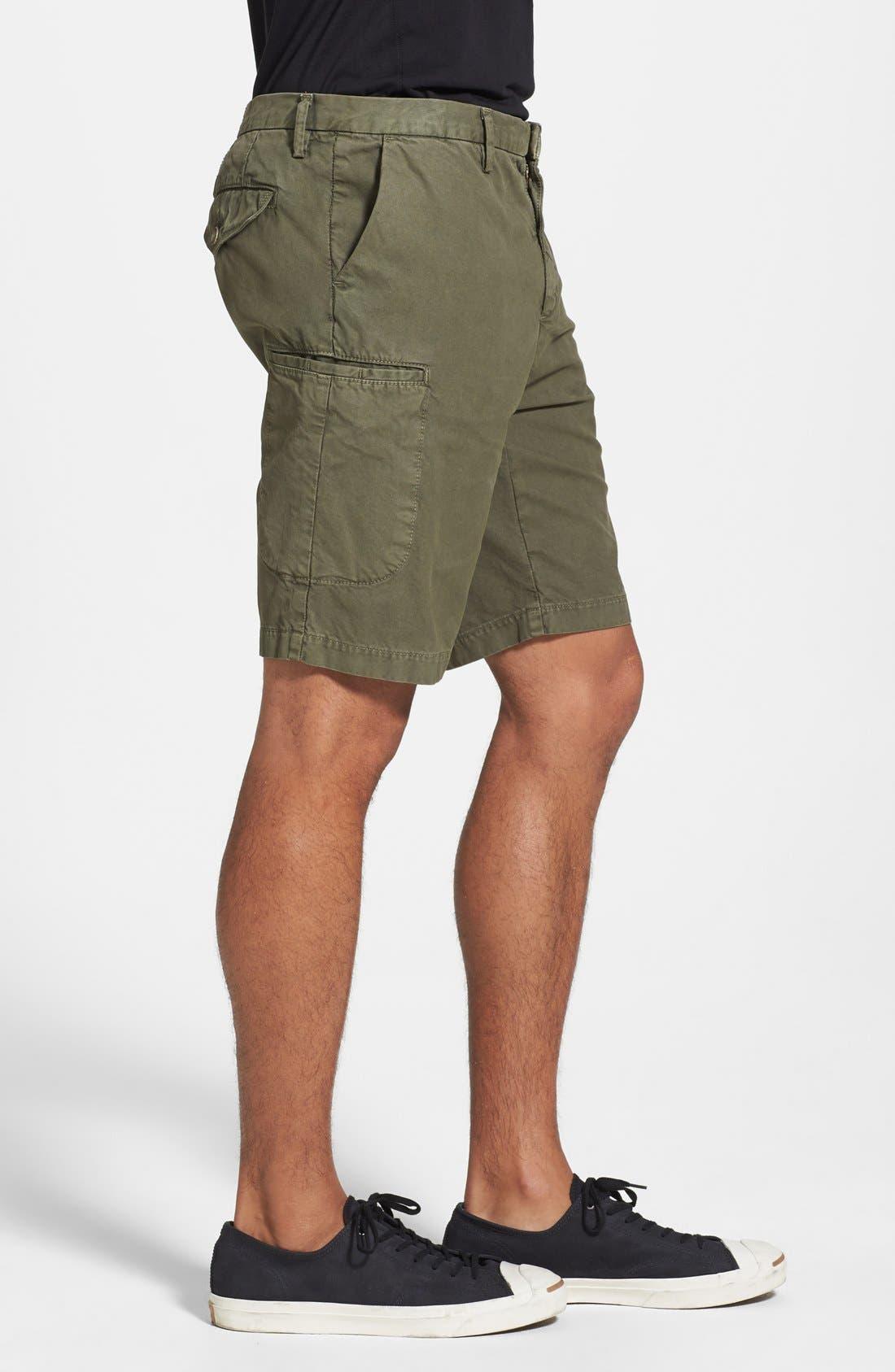 Alternate Image 3  - Vince Twill Cargo Shorts