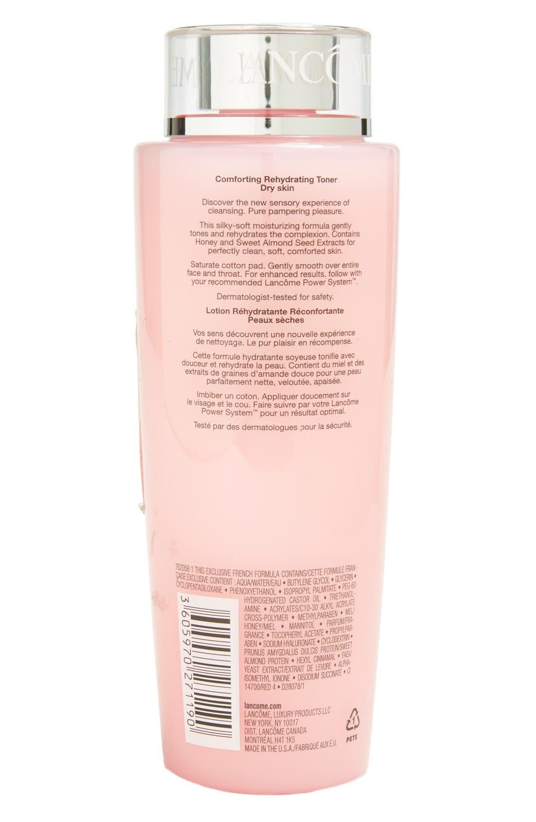 Alternate Image 2  - Lancôme Tonique Confort Comforting Rehydrating Toner (13.5 oz.) ($49 Value)