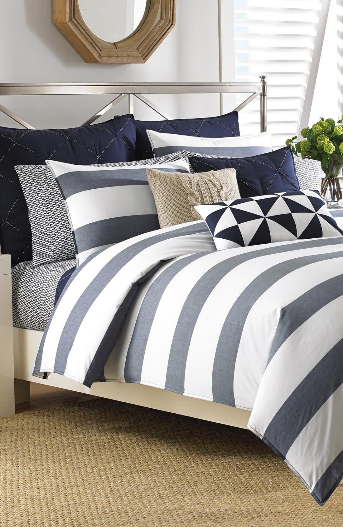 Nautica Lawndale Comforter & Sham Set