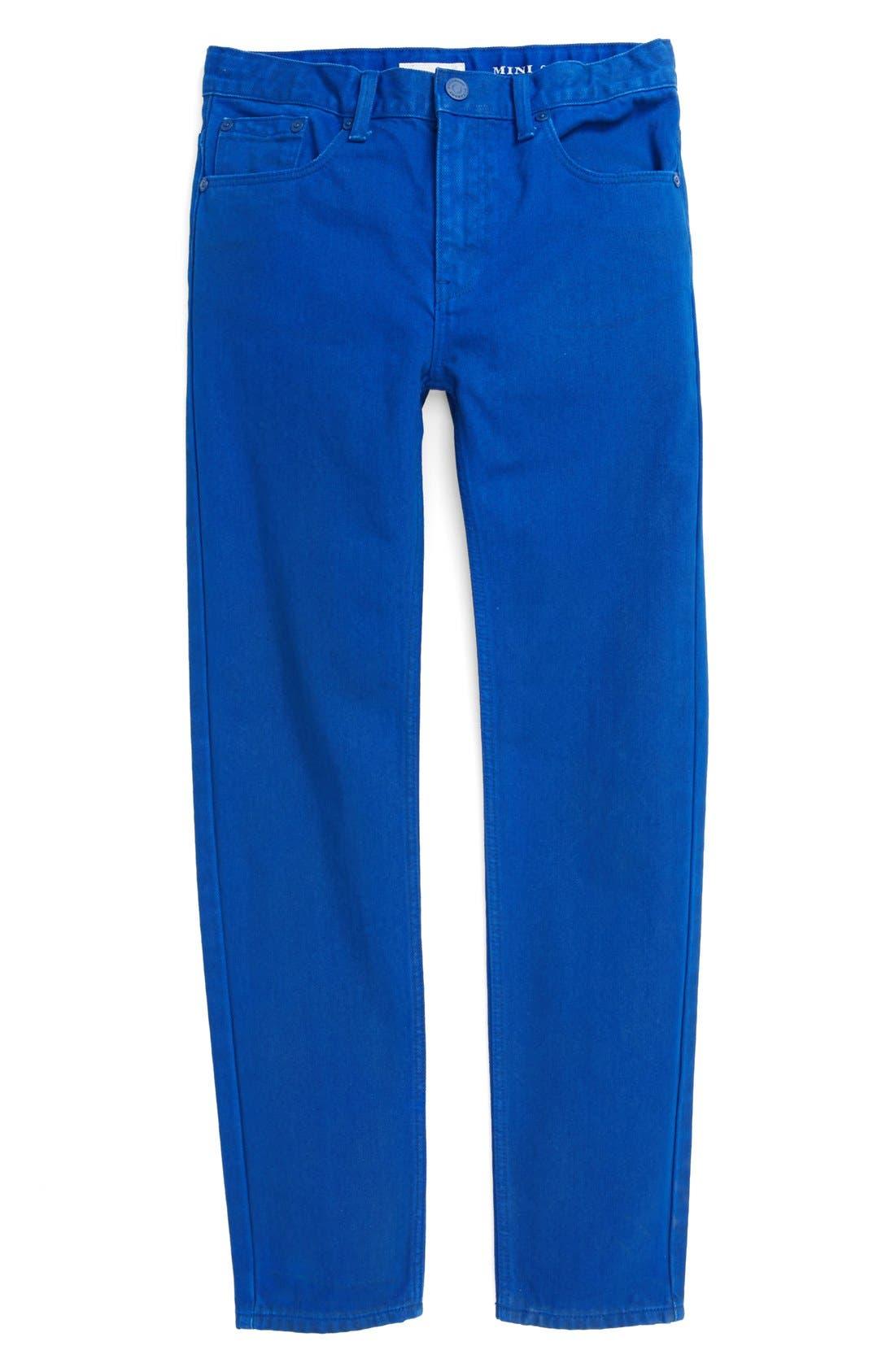 Alternate Image 2  - Burberry 'Mini Shoreditch' Skinny Jeans (Little Boys & Big Boys)