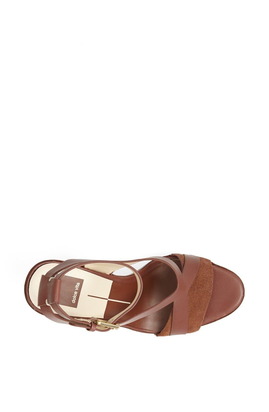 Alternate Image 3  - Dolce Vita 'Berit' Platform Sandal