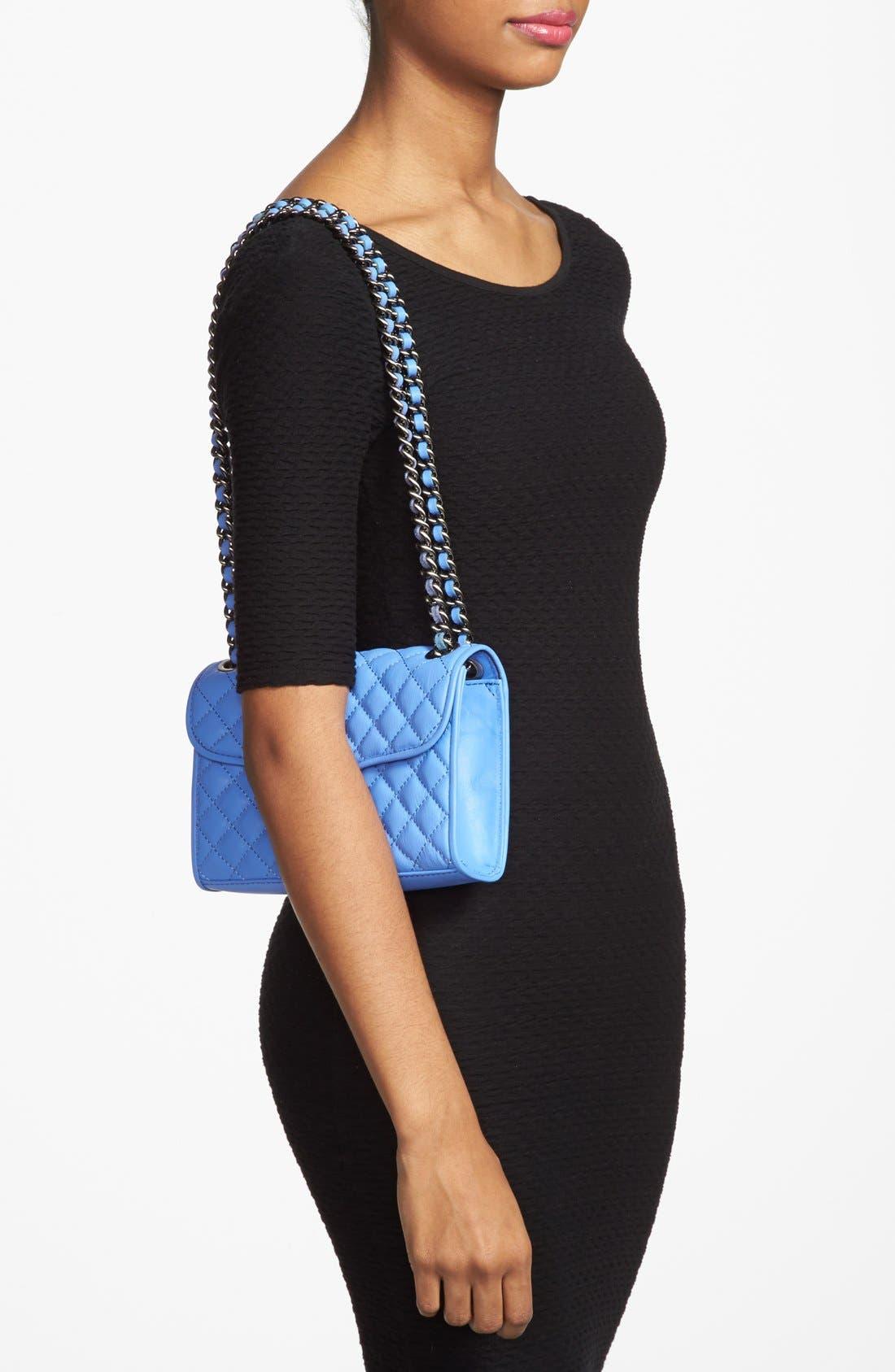 Alternate Image 4  - Rebecca Minkoff 'Mini Quilted Affair' Shoulder Bag