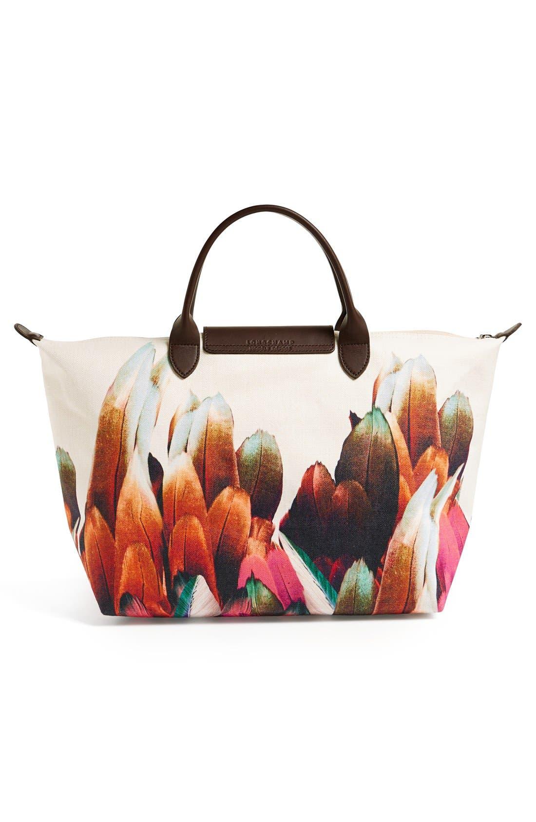 Alternate Image 4  - Longchamp 'Medium Tribu' Handbag