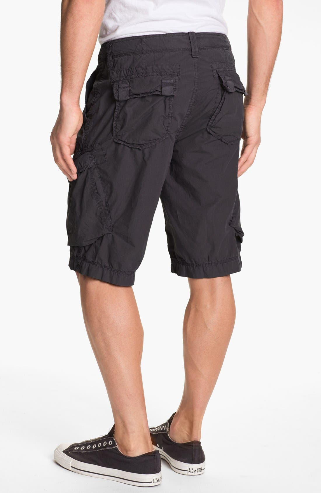Alternate Image 2  - Union 'New Duke' Cargo Shorts
