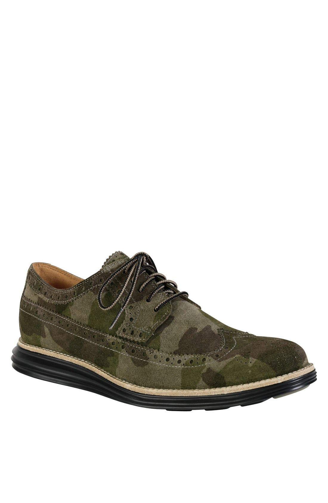 Alternate Image 1 Selected - Cole Haan 'LunarGrand' Longwing   (Men)
