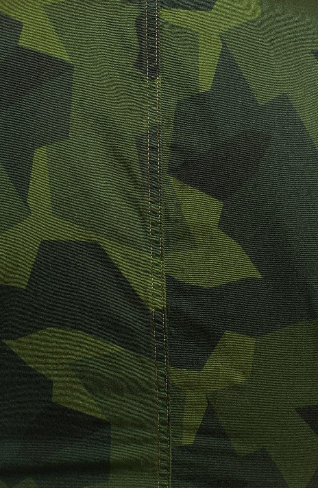 Alternate Image 3  - Jack Spade 'Buckner' Camo Short Jacket
