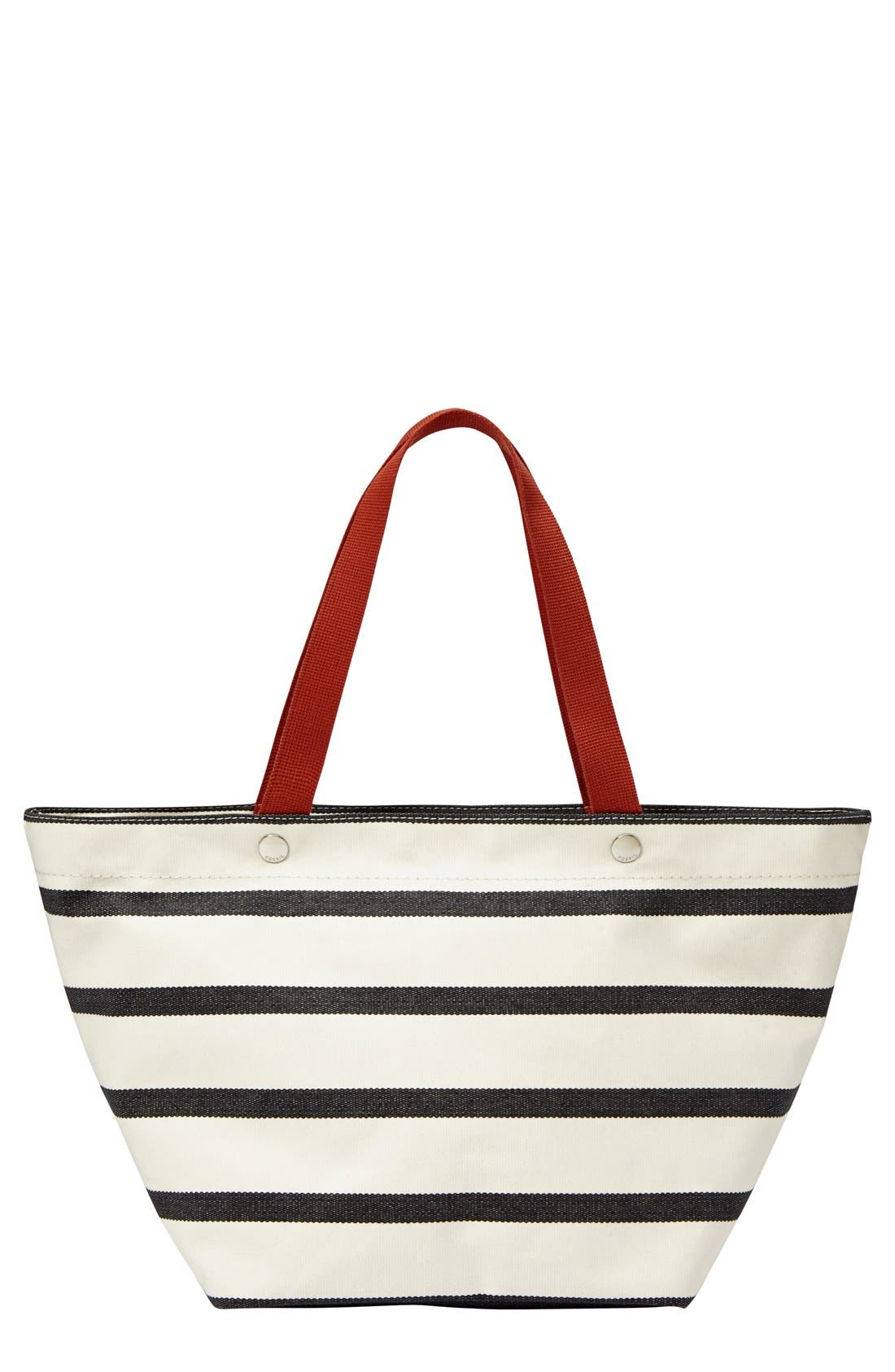 Alternate Image 1 Selected - Fossil 'East/West Keeper' Beach Tote