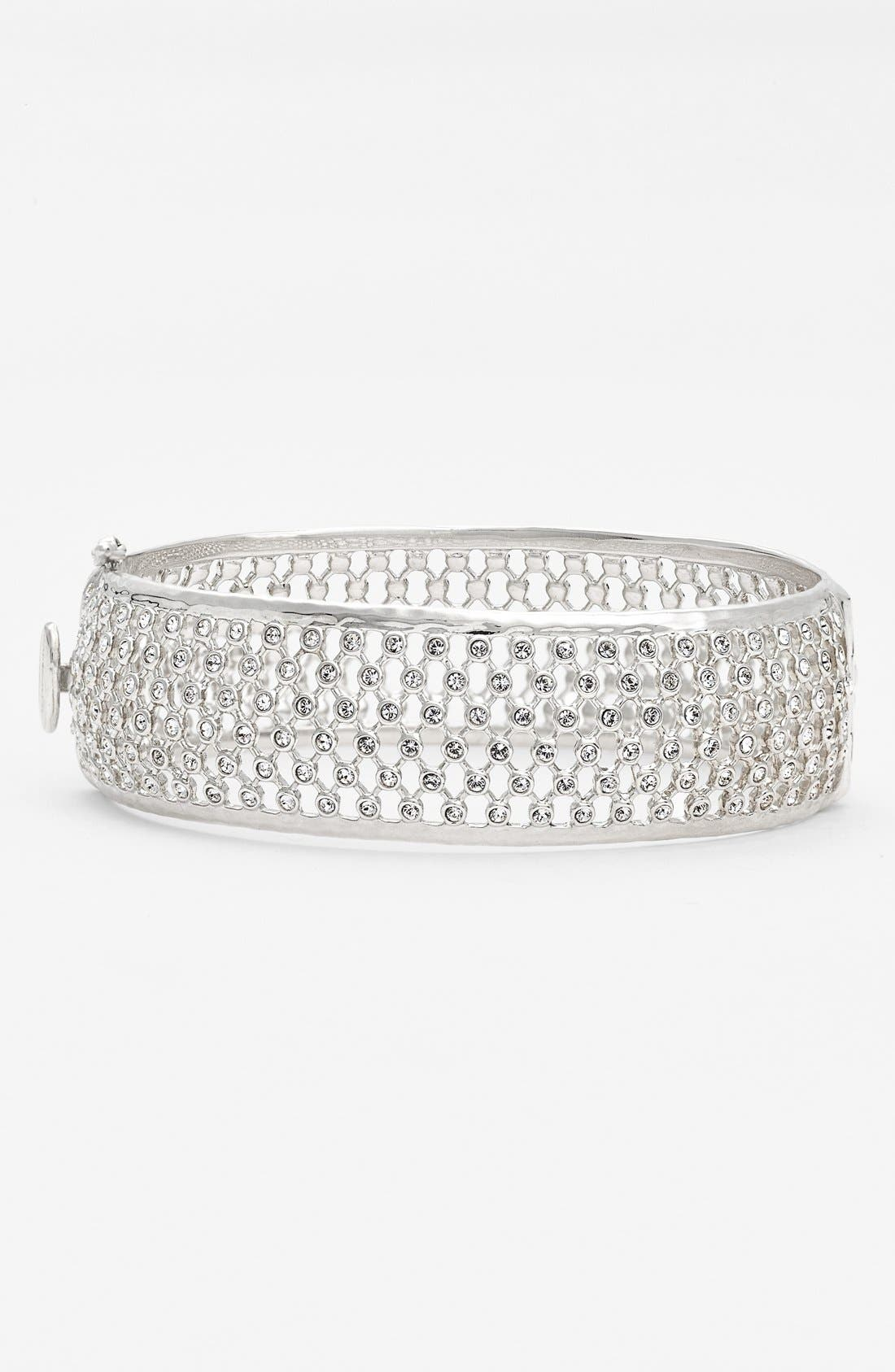 Alternate Image 2  - Judith Jack 'Decadent Color' Wide Bangle Bracelet