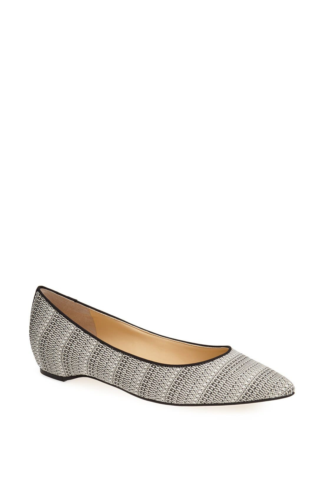 Alternate Image 1 Selected - Ivanka Trump 'Chic' Flat (Women)