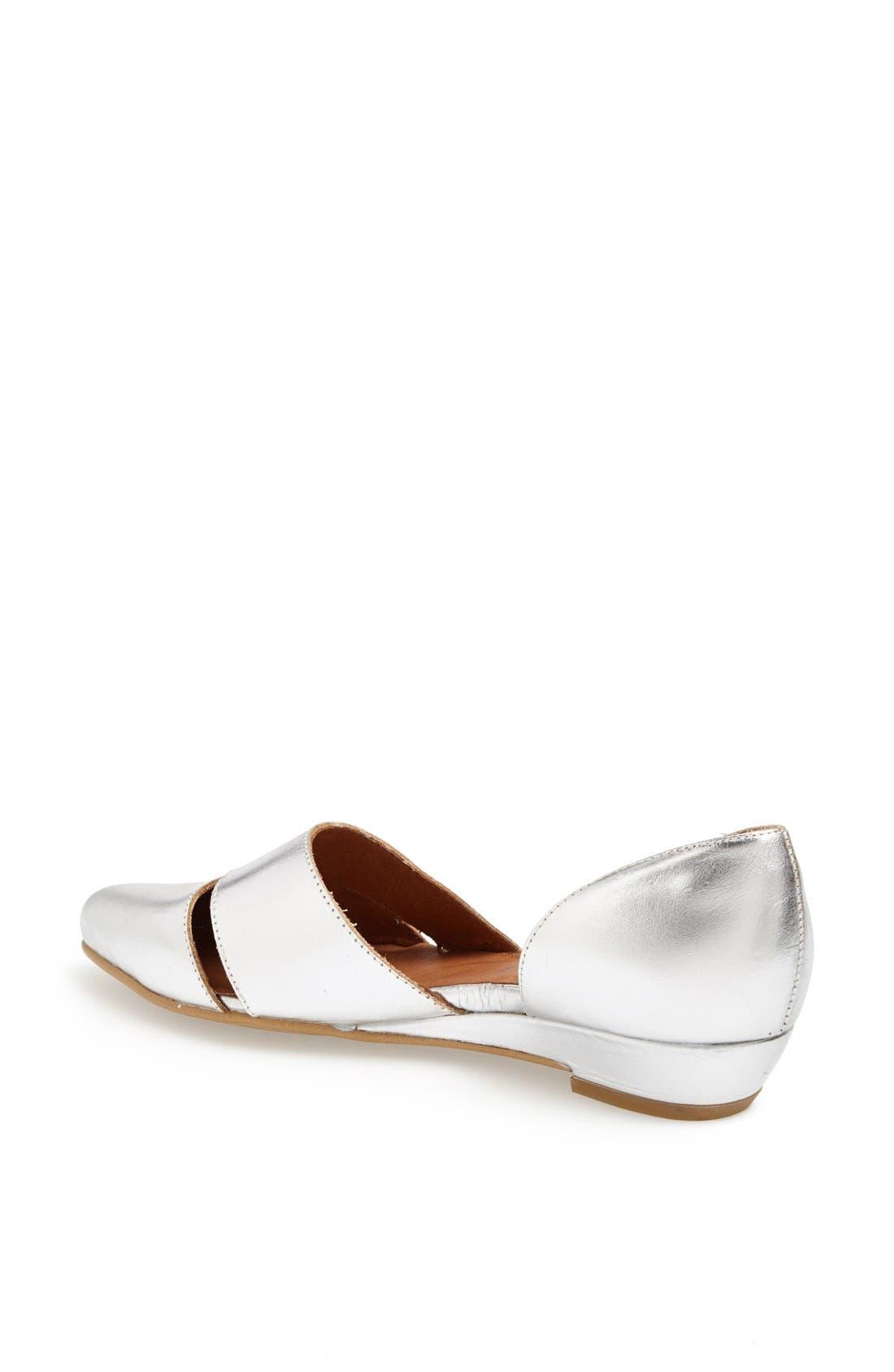 Alternate Image 2  - SIXTYSEVEN 'Erika' Pointy Toe Flat