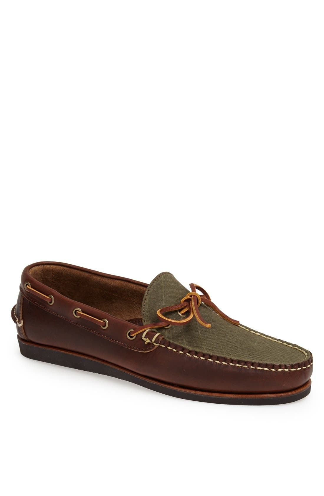 Alternate Image 1 Selected - Eastland Made in Maine 'Yarmouth USA' Boat Shoe