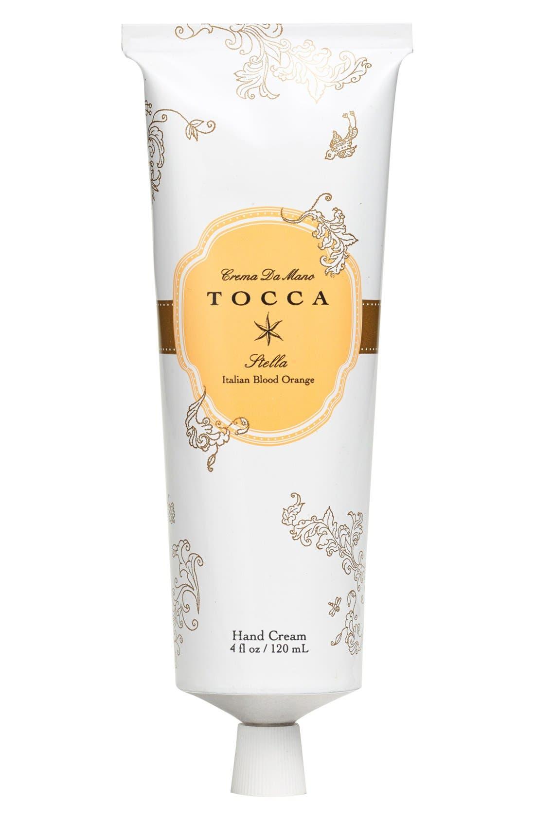 TOCCA 'Stella Blood Orange' Hand Cream