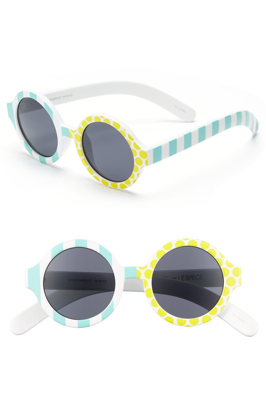 Main Image - Craig and Karl x Le Specs 'Roundabout' 45mm Sunglasses