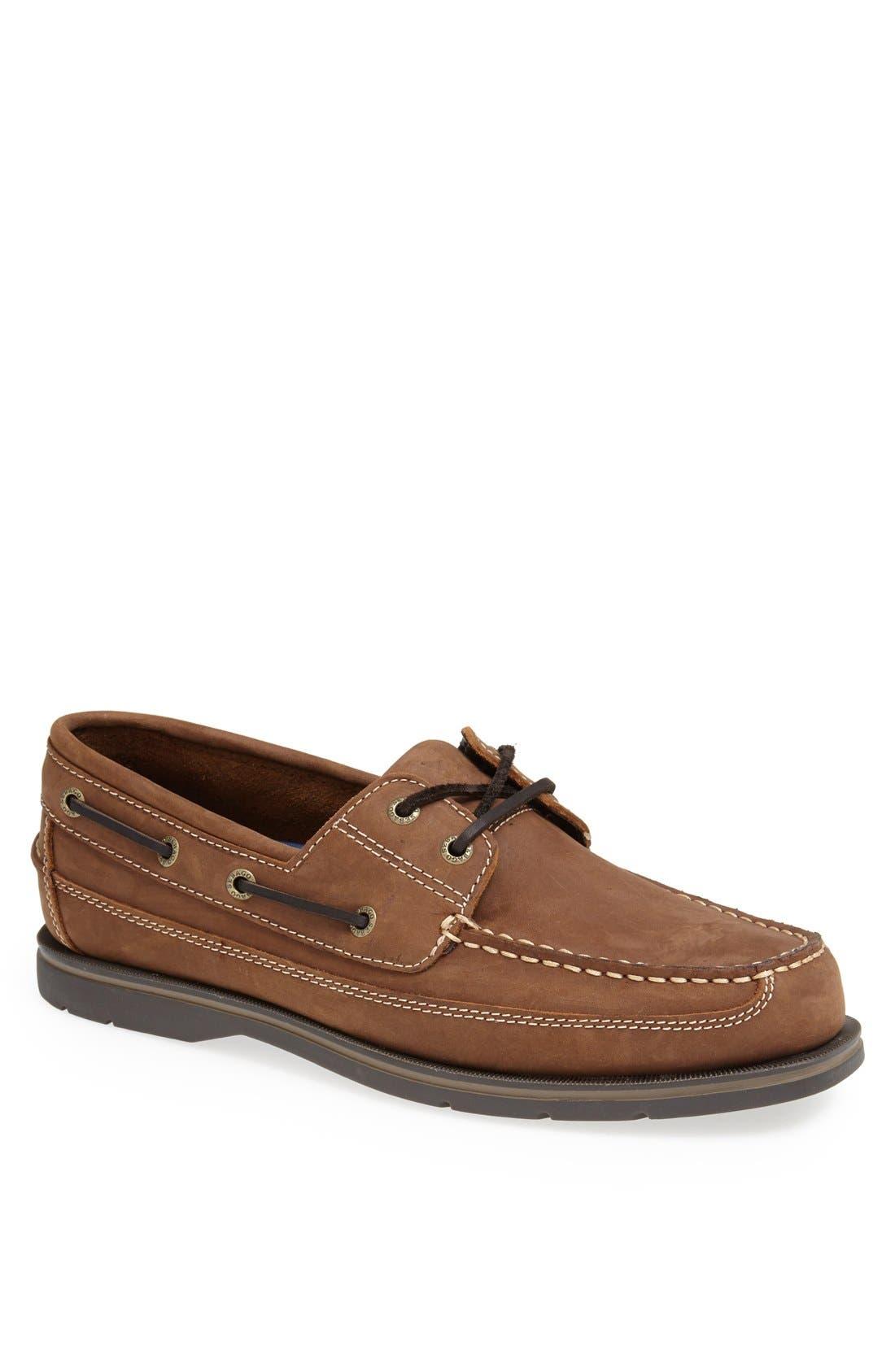 Alternate Image 1 Selected - Sebago 'Grinder' Boat Shoe