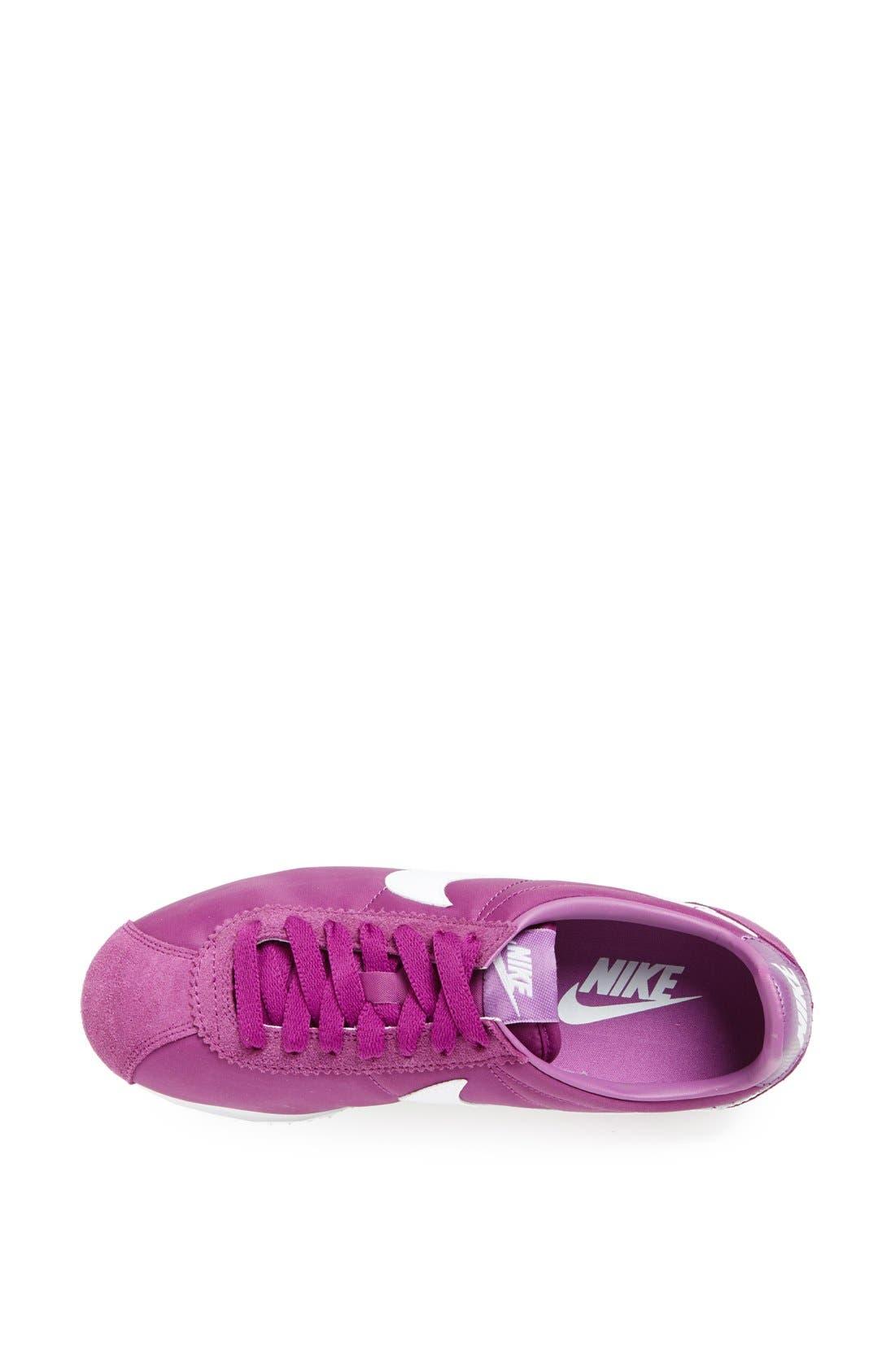 Alternate Image 3  - Nike 'Classic Cortez' Sneaker (Women)