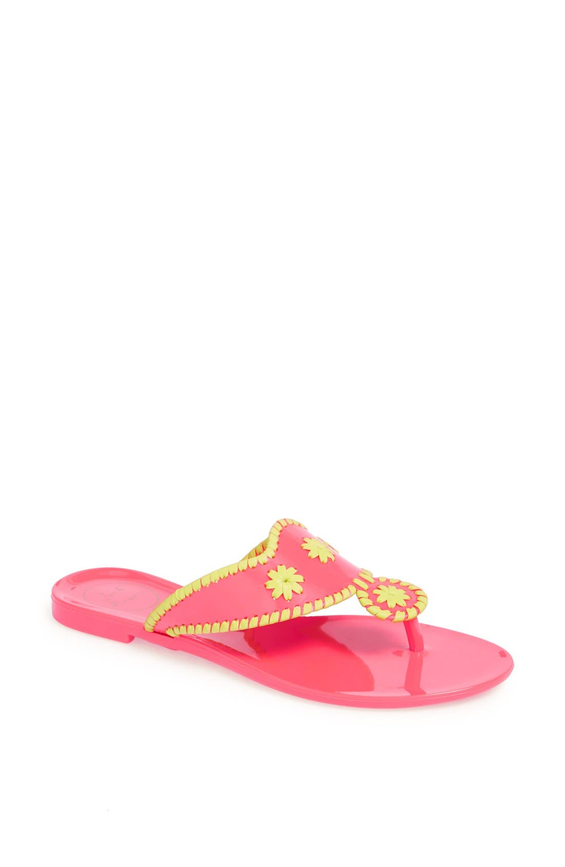Main Image - Jack Rogers 'Jr' Jelly Sandal