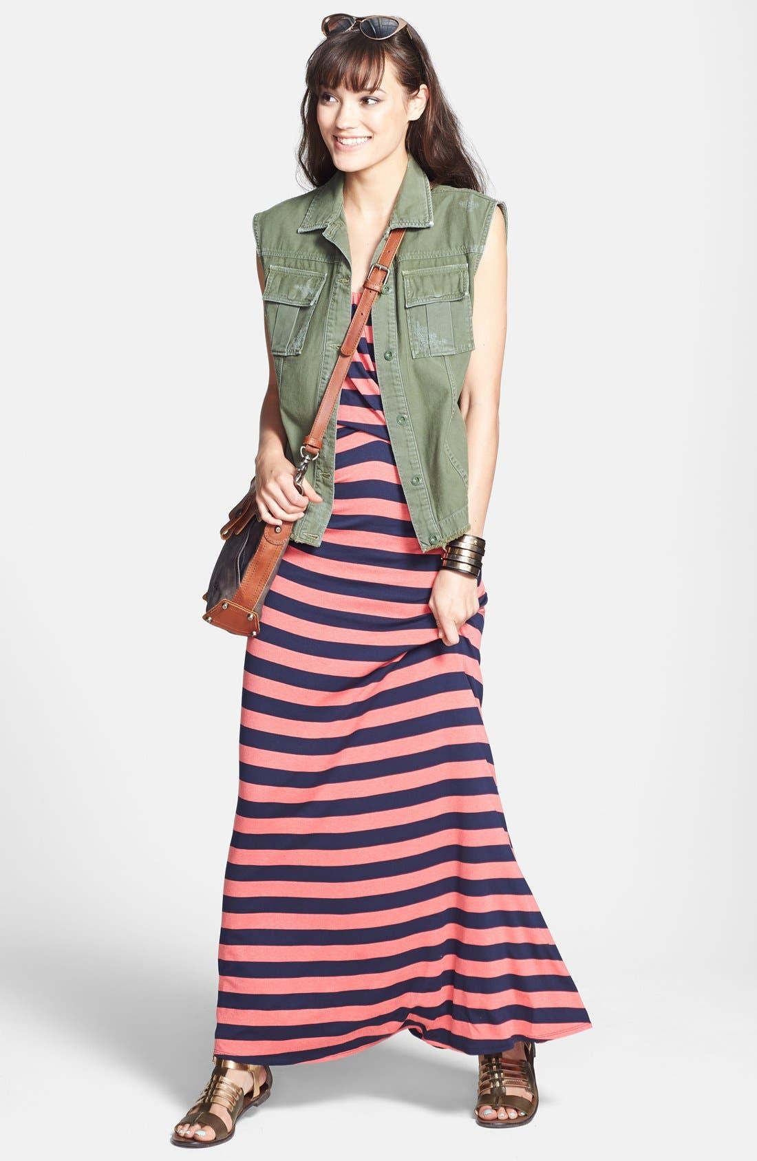 Alternate Image 3  - Cara Couture 'Gold Bar' Cuff