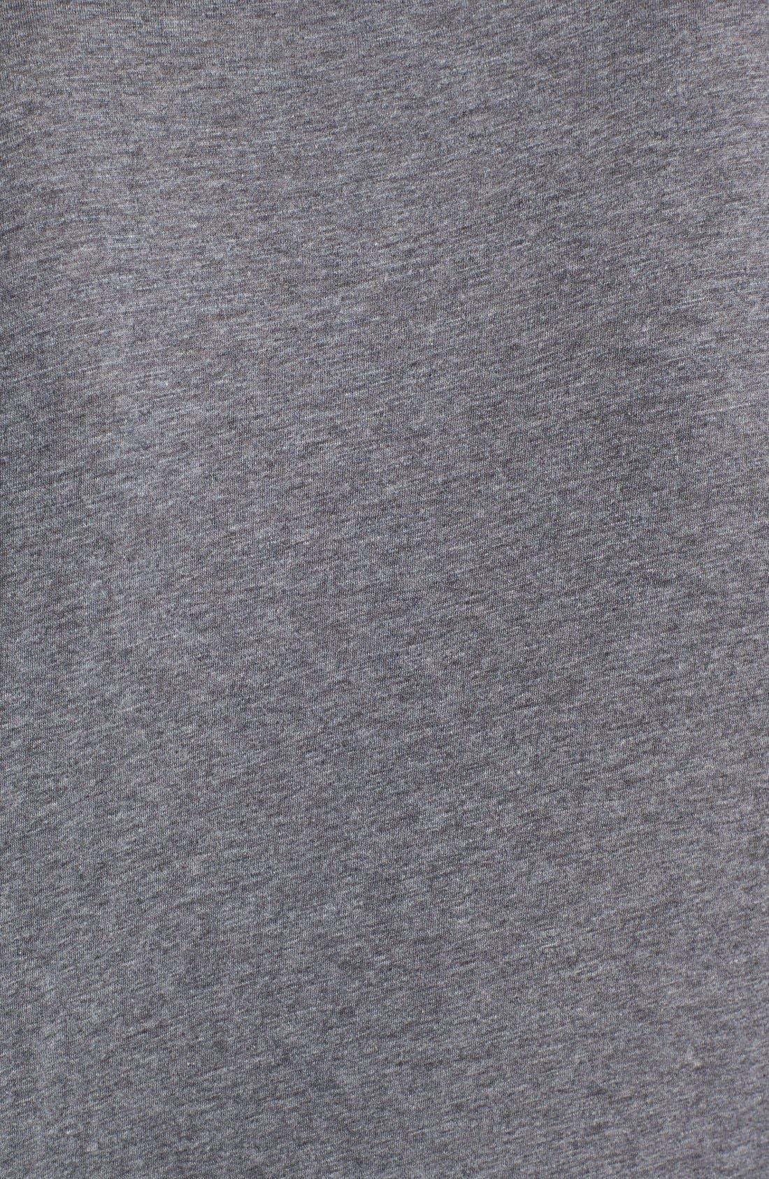 Alternate Image 3  - Michael Kors Camo Pocket Slub T-Shirt
