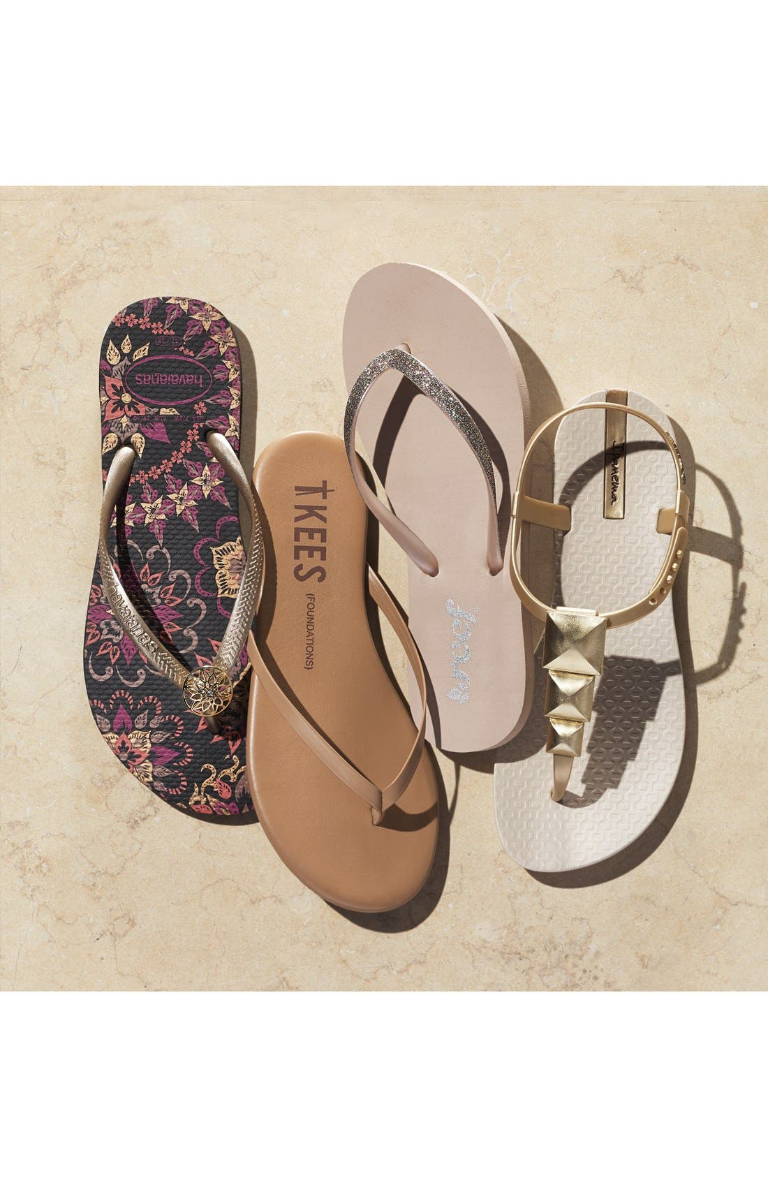 Alternate Image 5  - Reef 'Stargazer' Flip Flop (Women)