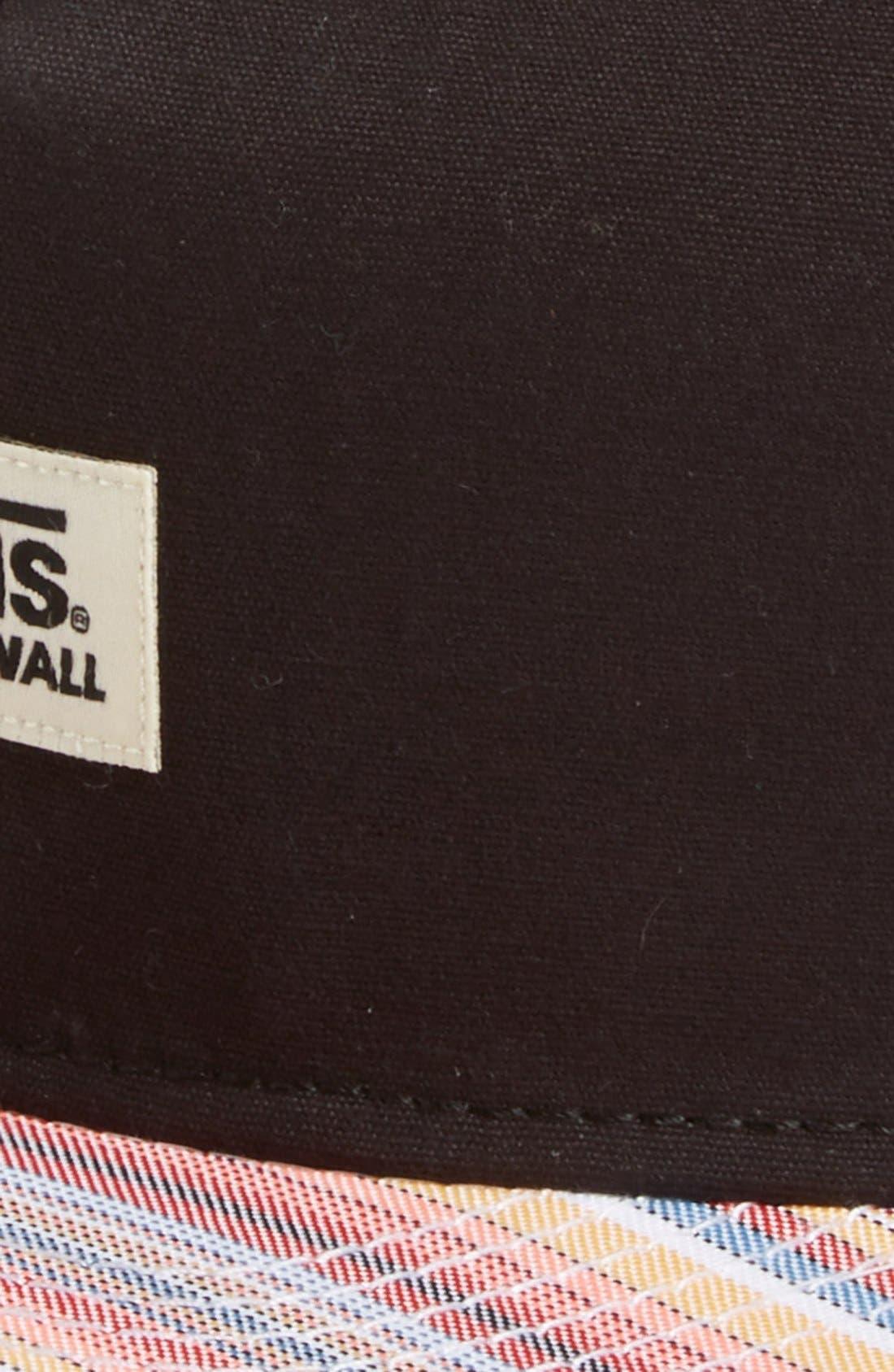 Alternate Image 2  - Vans 'Walmer' Snapback Hat