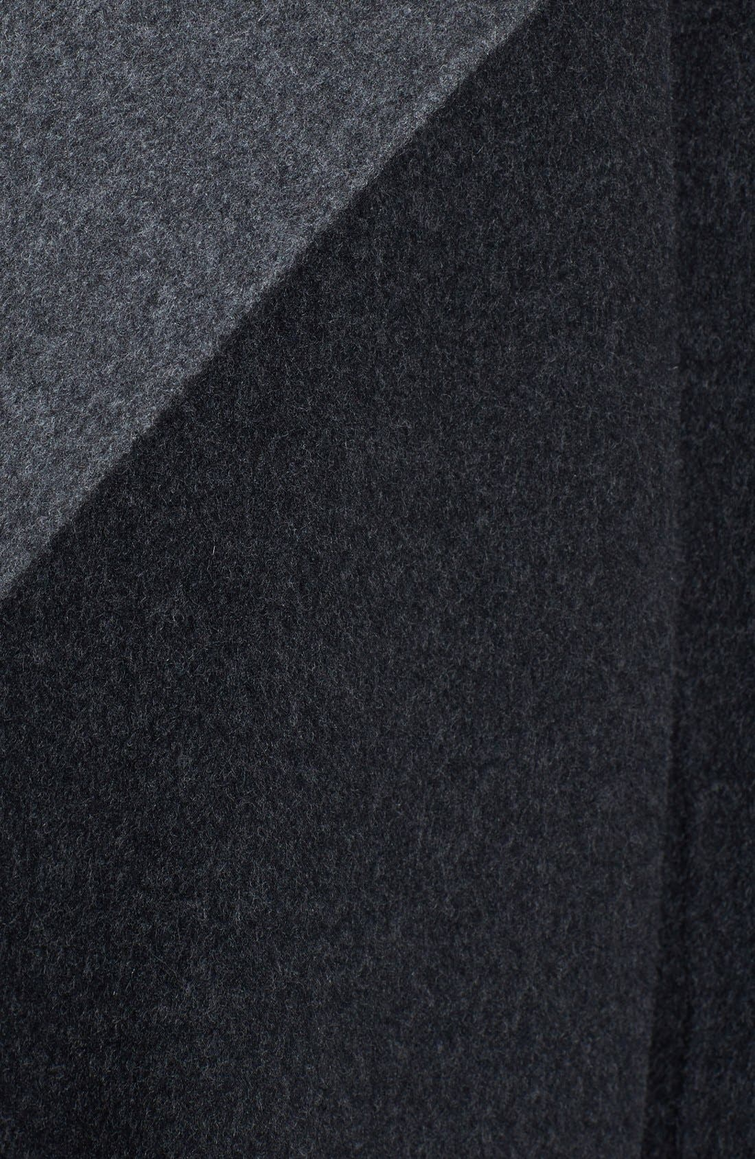 Alternate Image 3  - Vince Two-Tone Coat
