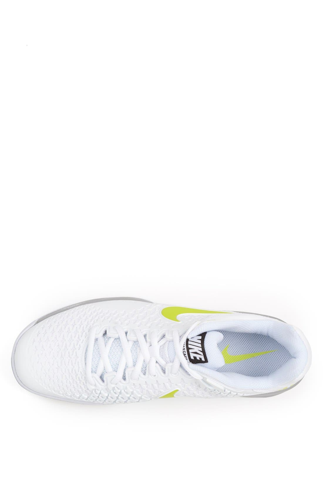 Alternate Image 3  - Nike 'Air Max Cage' Tennis Shoe (Men)
