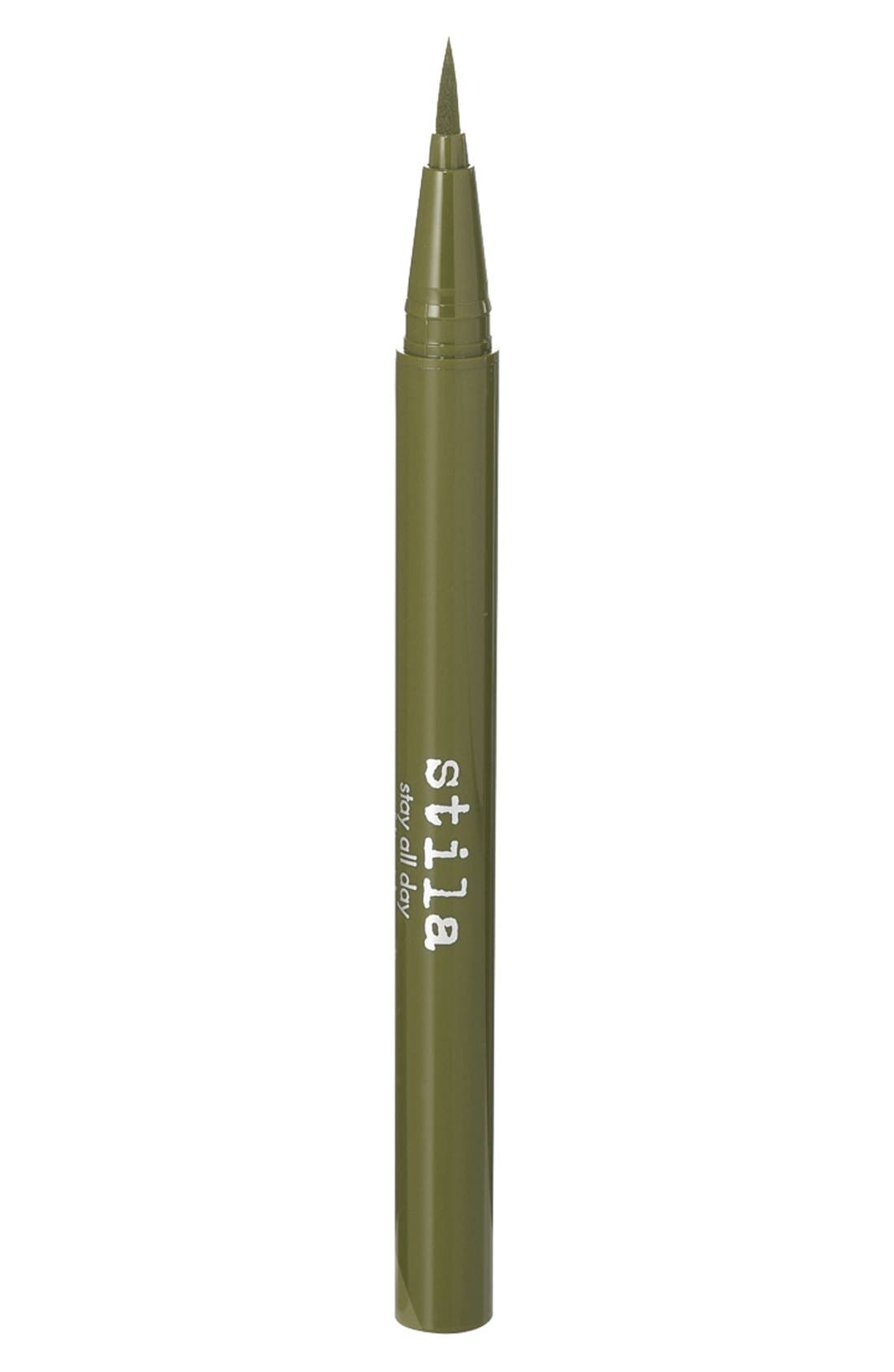 stila 'stay all day' waterproof liquid eyeliner