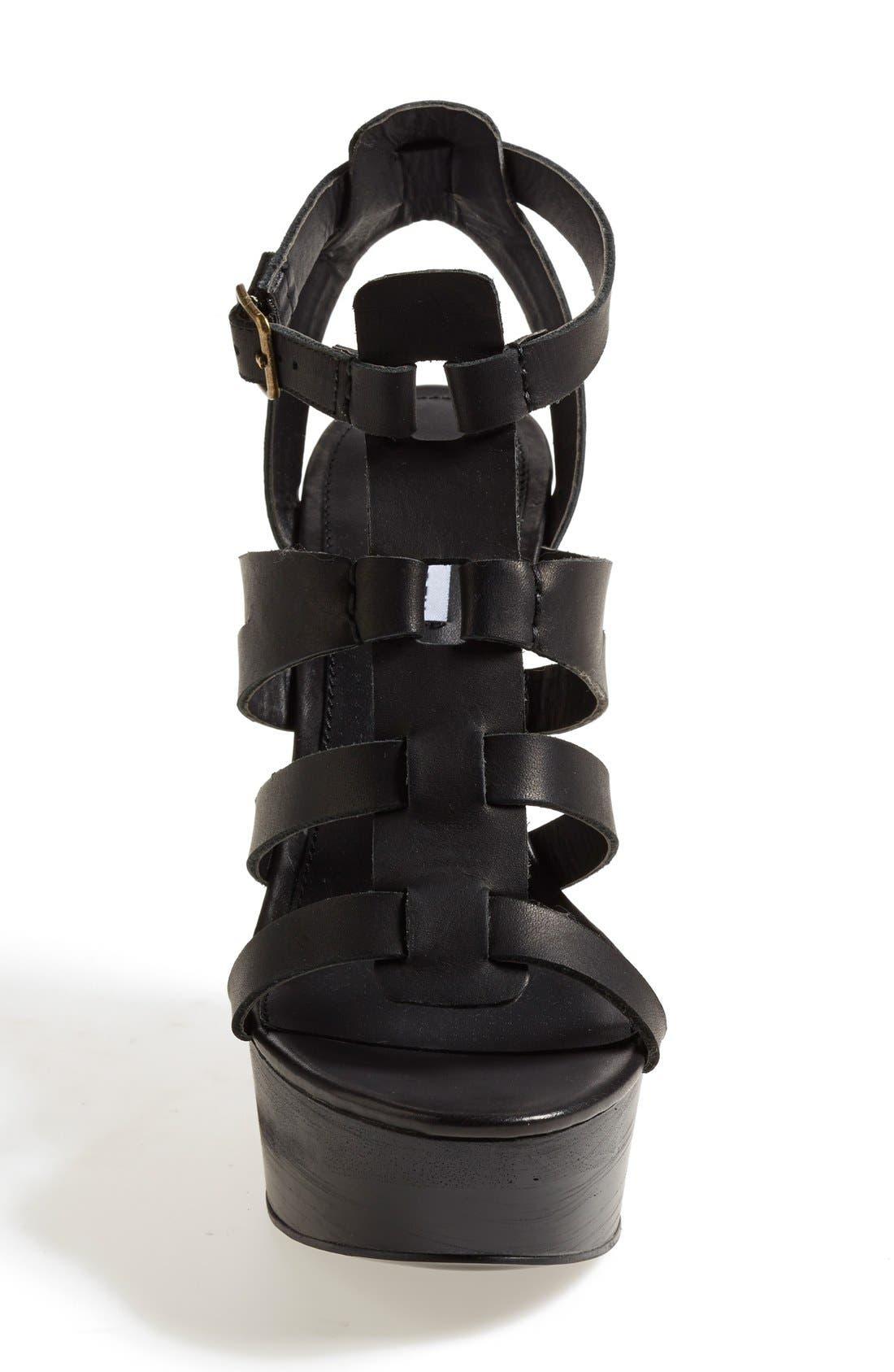Alternate Image 3  - Steve Madden 'Winslet' Wooden Wedge Sandal