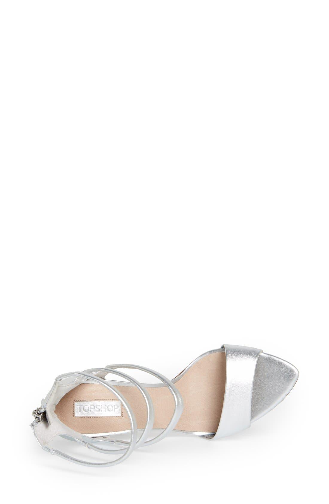 Alternate Image 3  - Topshop 'Romy' Sandal