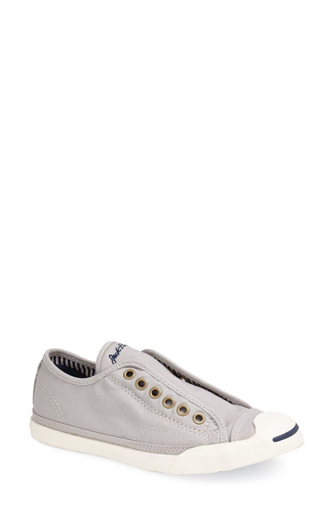 Alternate Image 1 Selected - Converse 'Jack Purcell LP' Sneaker (Women)