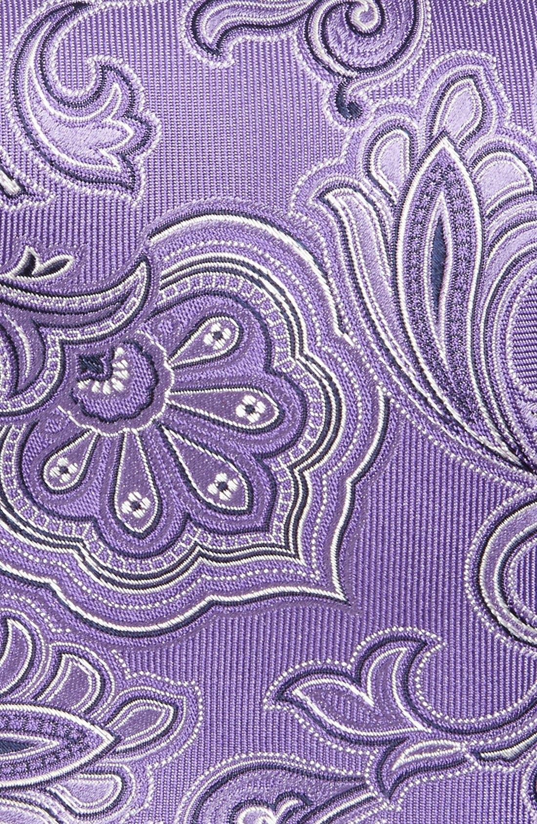 Alternate Image 2  - Nordstrom Woven Silk Tie