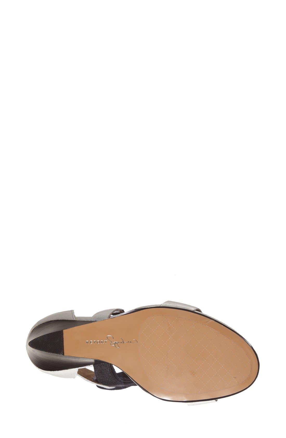 Alternate Image 4  - REPORT Signature 'Lionna' Wedge Sandal