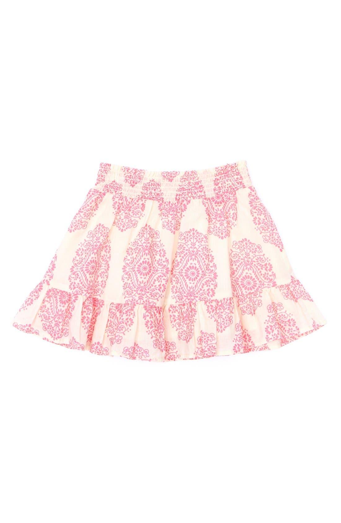 Alternate Image 1 Selected - Peek 'Nadia' Skirt (Baby Girls)