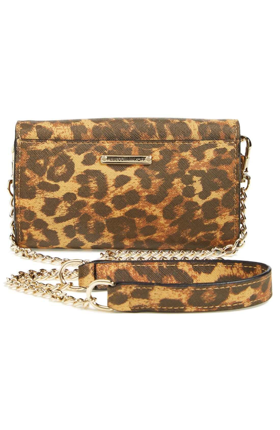 Alternate Image 4  - Rebecca Minkoff 'Mini Wallet on a Chain' Crossbody Bag
