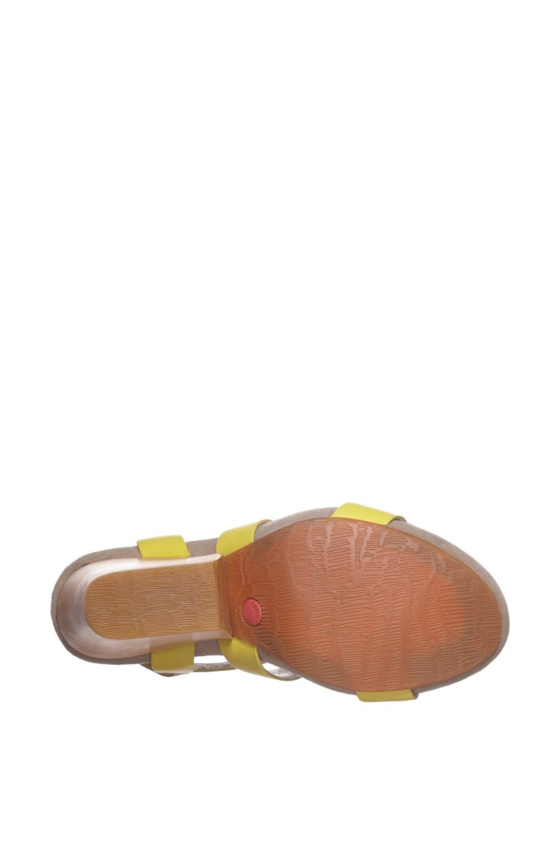 Alternate Image 4  - Camper 'Allegra' Block Heel Sandal