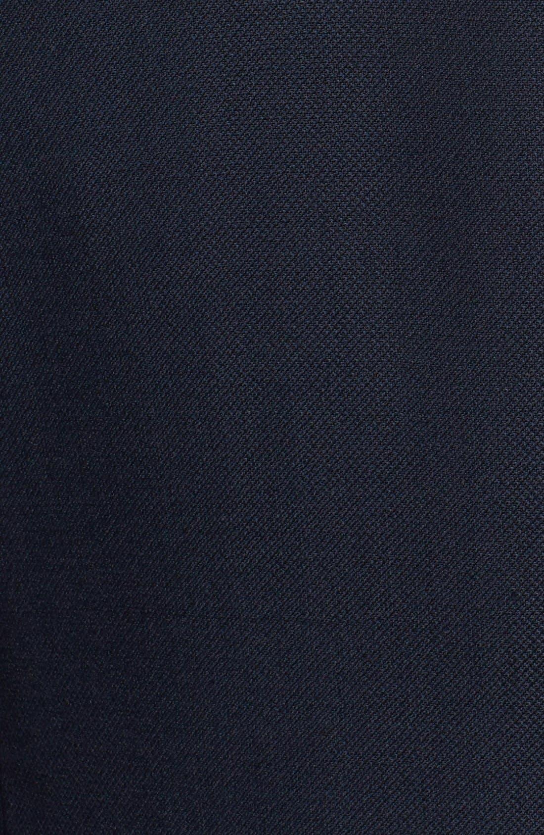 Alternate Image 5  - BOSS 'James' Trim Fit Wool Blazer