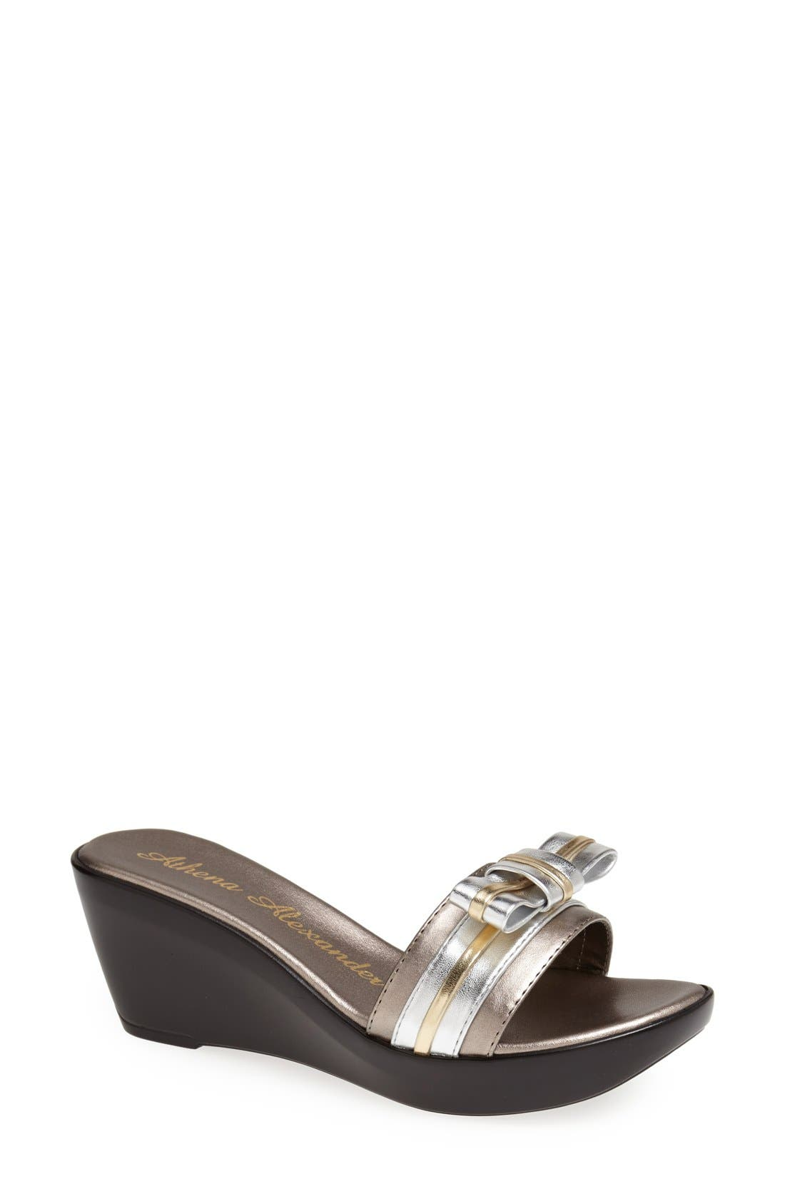 Main Image - Athena Alexander 'Salty' Sandal (Women)