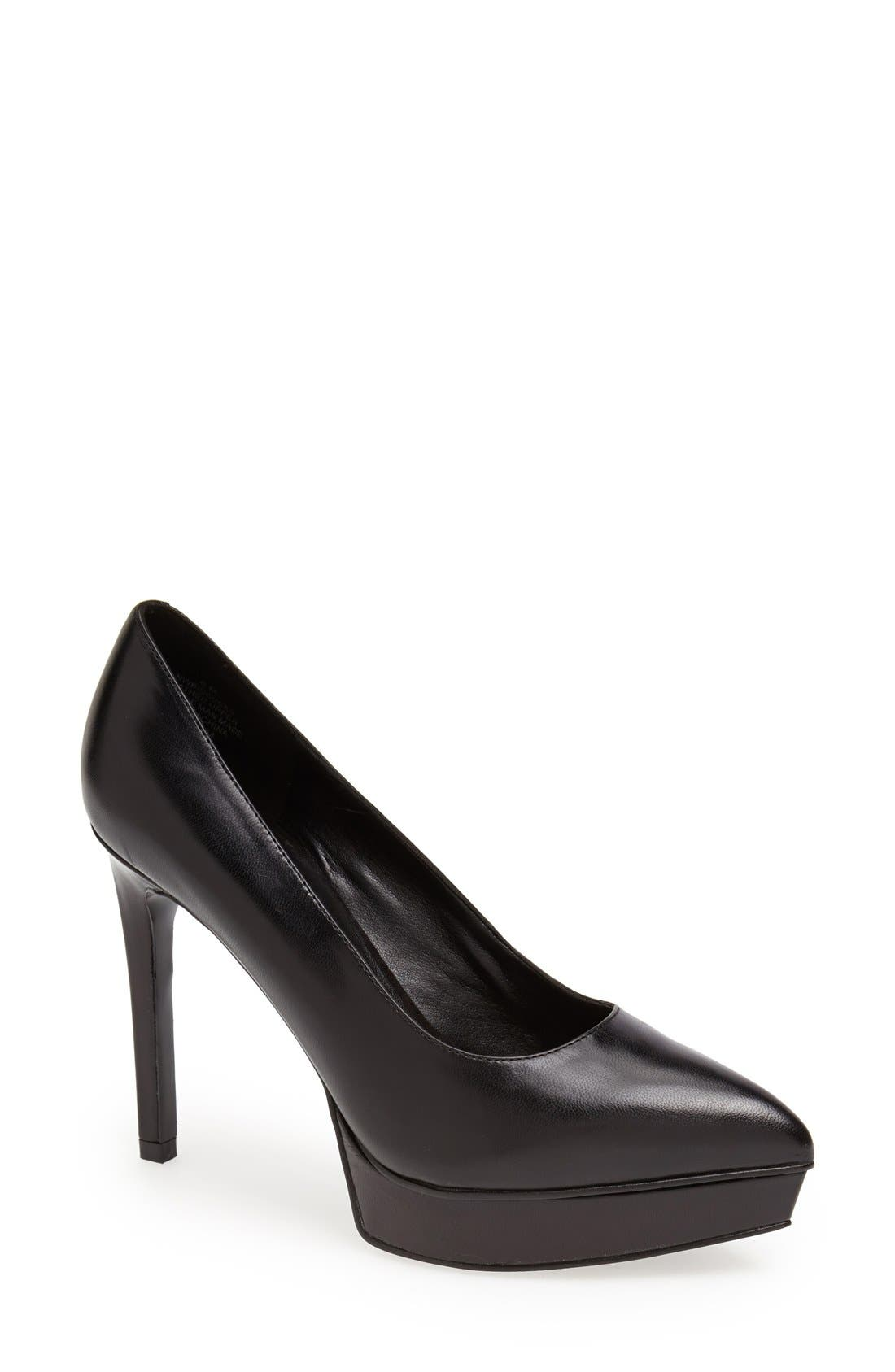 Alternate Image 1 Selected - Nine West 'Big Bucks' Pump (Women)