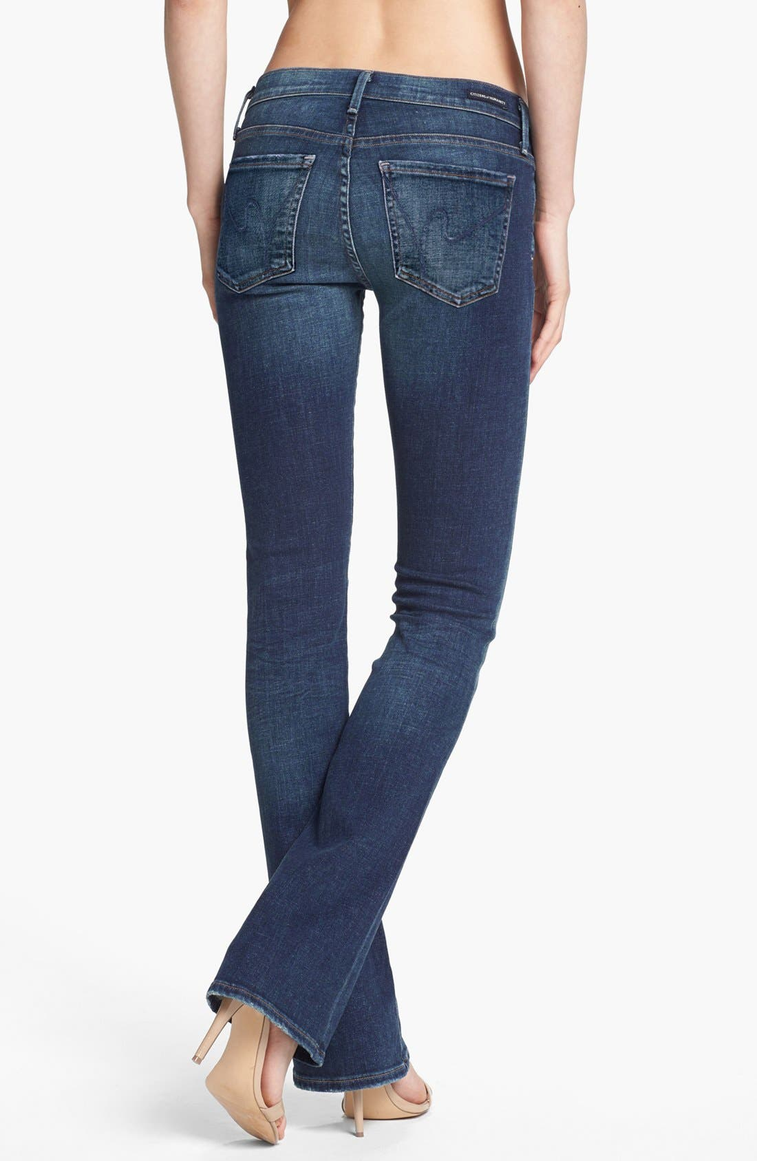 Alternate Image 2  - Citizens of Humanity 'Emmanuelle' Bootcut Jeans (Liberty)