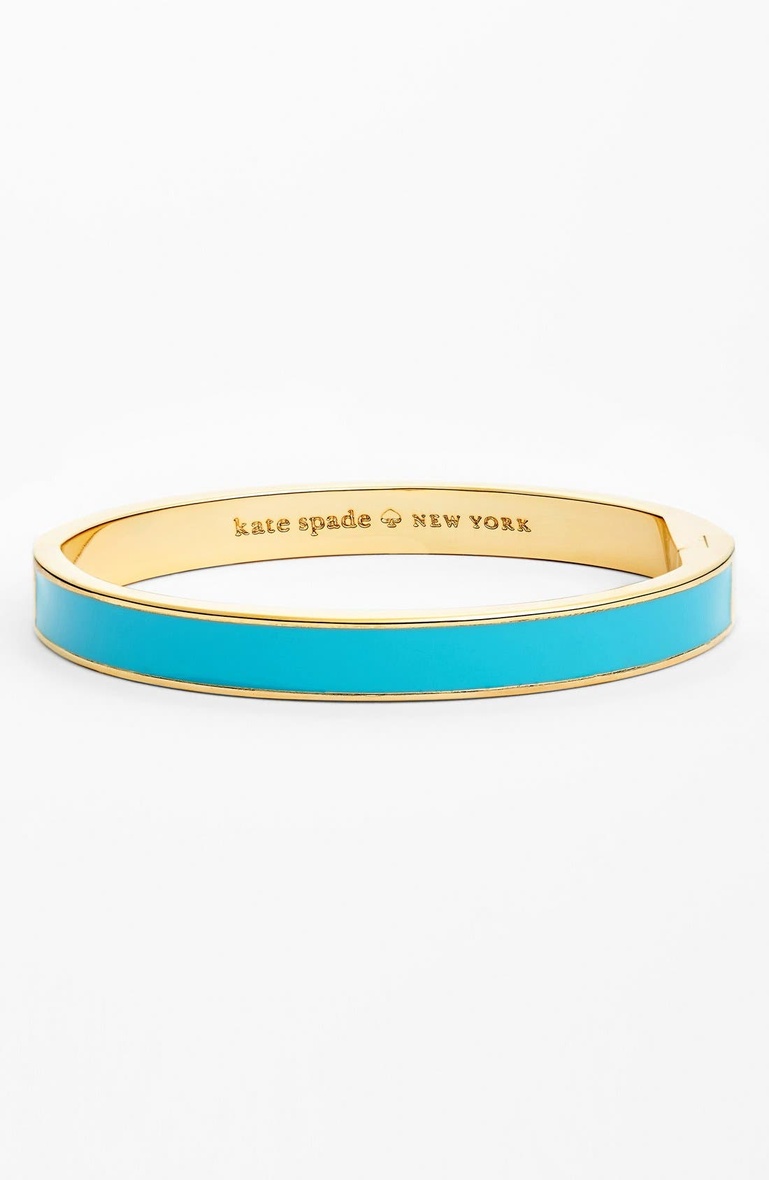Alternate Image 1 Selected - kate spade new york 'idiom - right as rain' hinge bangle