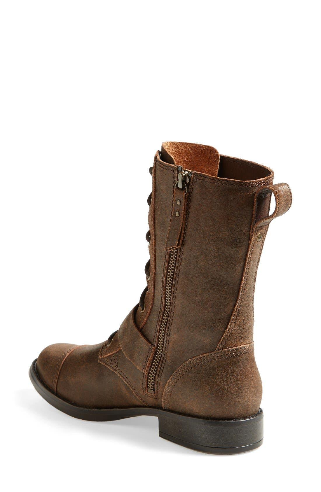 Alternate Image 2  - UGG® Australia 'Marela' Convertible Combat Boot (Women)